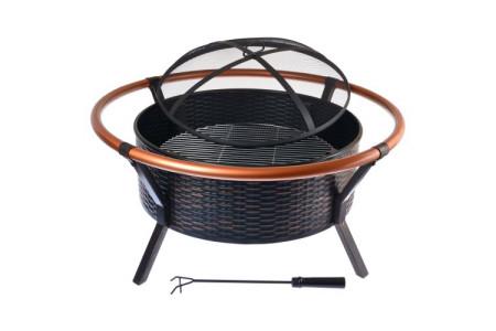 Чаша костровая Hügett Fire Pit 102S
