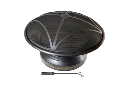 Чаша костровая Hügett Fire Pit 51158