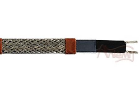Саморегулирующийся нагревательный кабель среднетемпературный ALPHATRACE 17ATM2-CF