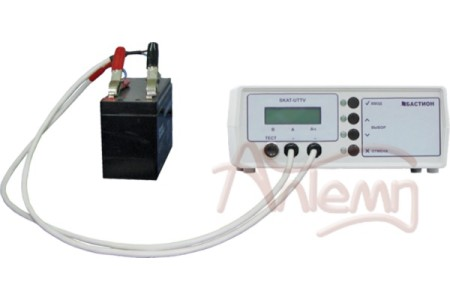 Устройство тестирования, тренировки, восстановления и заряда свинцово-кислотных АКБ SKAT-UTTV
