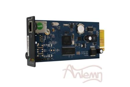 SNMP-модуль CX 504 для мониторинга и управления ИБП в компьютерной сети