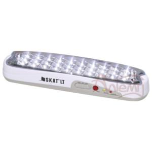 Аварийные светильники с АКБ