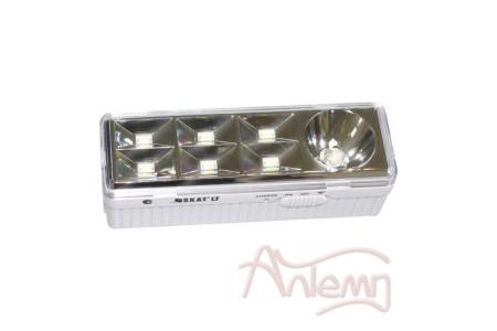 SKAT LT-6619 LED Li-ion светильник аварийного освещения