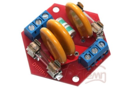 АЛЬБАТРОС-220/500 AC устройство защиты от импульсных перенапряжений