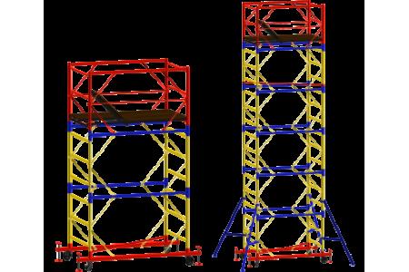Вышка строительная ВСР-4