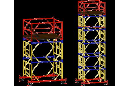 Вышка строительная ВСР-6