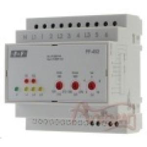 Устройства контроля и переключения фаз
