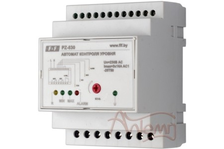 Реле контроля уровня жидкости PZ-830