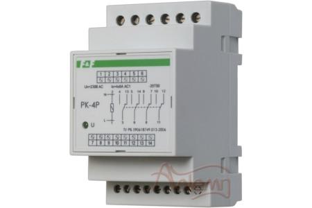 Реле промежуточное PK-4P 220