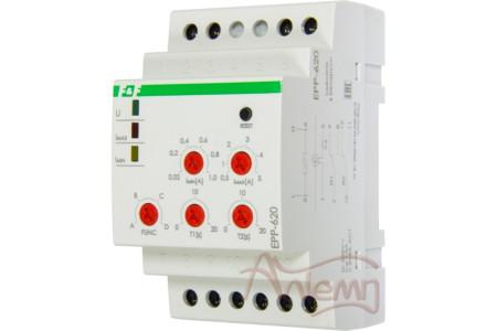Реле тока для систем автоматики EPP-620