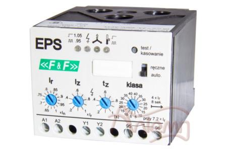 Многофункциональное реле защиты электродвигателей EPS-5 до 100А