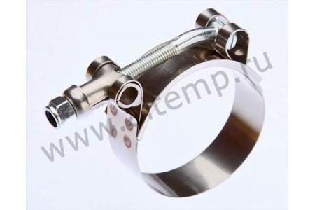Хомут силовой T-bolt ST 56-62/W2 FORTISFLEX