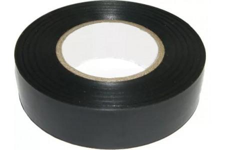 Изолента ПВХ 19х0.15х20 черная FORTISFLEX