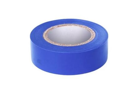 Изолента ПВХ 19х0.15х20 синяя FORTISFLEX