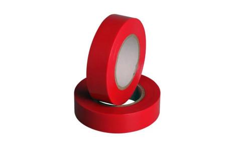 Изолента ПВХ 19х0.15х20 красная FORTISFLEX
