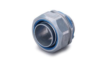 """Муфта вводная для металлорукава в усиленной ПВХ изоляции ВМУ-15(1/2"""") FORTISFLEX"""
