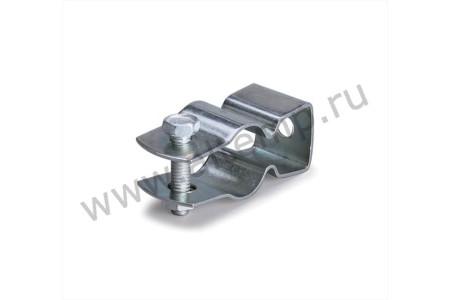 Скоба металлическая СМП-15 FORTISFLEX