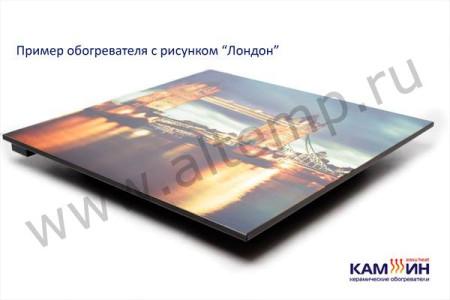 Керамический обогреватель КАМ-ИН Easy heat 475 Вт с картинкой