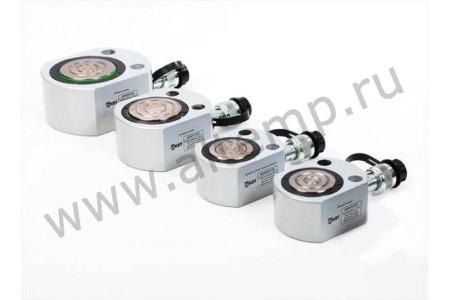 Домкрат гидравлический низкий ДН10П11 (КВТ)