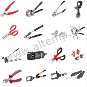 Инструмент для резки кабелей, тросов и арматуры