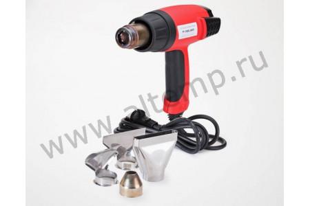 Высокотемпературный фен для монтажа термоусаживаемых трубок ТТ-1800 (КВТ)