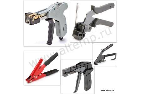 Инструмент для монтажа кабельных стяжек