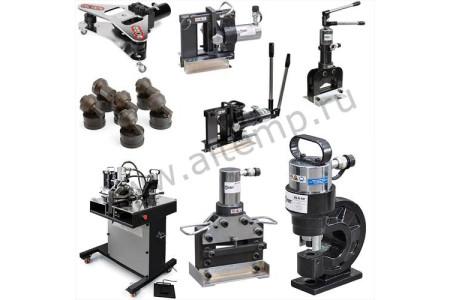 Оборудование для шин - шиногибы, шинорезы, шинодыры