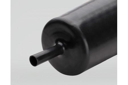 Термоусадочная трубка с клеевым слоем и коэффициентом усадки 6:1 ТТ-(6Х)-19/3.2 (КВТ)