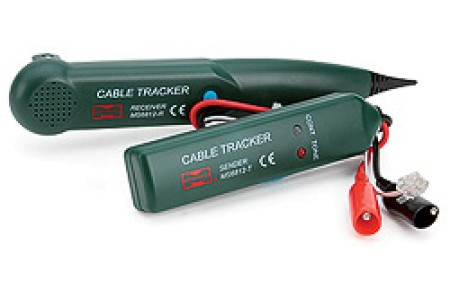 Тестер–трассоискатель кабельный Mastech MS6812