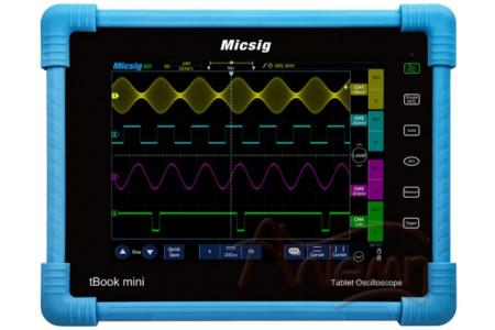 Осциллограф цифровой Micsig TO1104 планшетный