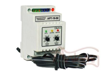 Терморегулятор АРТ-19-5К для систем антиобледенения