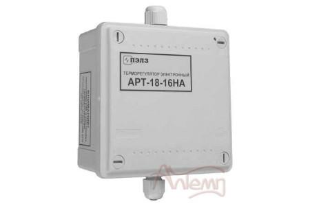Терморегулятор АРТ-18-16НА аналоговый IP56  (3 кВт) с датчиком KTY-81-110
