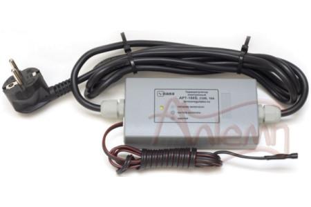 Терморегулятор АРТ-18КБ аналоговый IP56  (3 кВт) с датчиком KTY-81-110