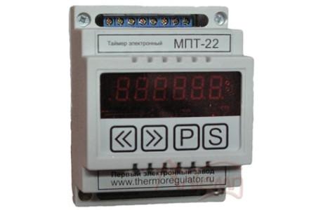 Микропроцессорный таймер МПТ-22 (таймер обратного отсчета)