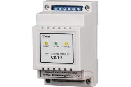 Модуль контроллера уровня СКЛ-8 (без датчиков)