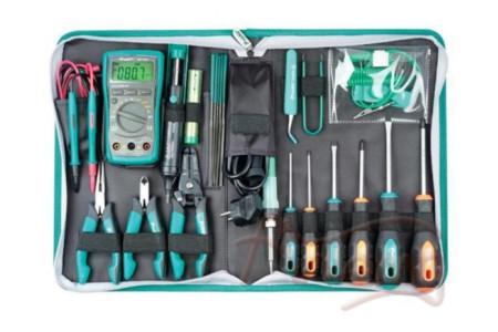 Набор инструментов для электроники Pro'sKit PK-2623B
