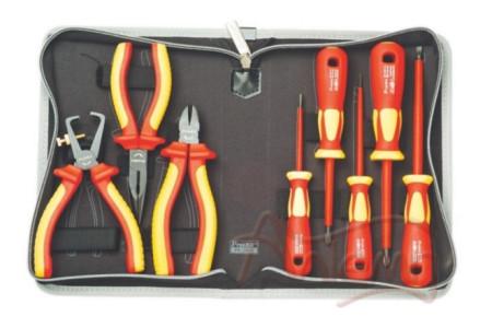 Набор инструментов для работы с высоким напряжением (до 1000В) Pro'sKit PK-2801