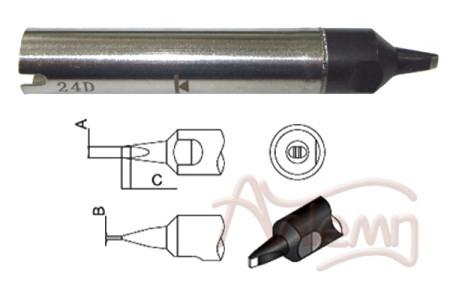 Жало 911G-24D SOLDERING ROBOT TIP