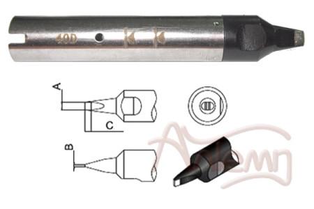 Жало 911G-40D SOLDERING ROBOT TIP