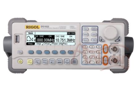 Генератор сигналов RIGOL DG1022 универсальный