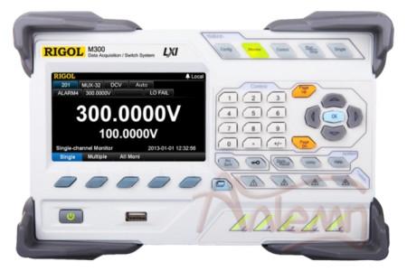 Система регистрации данных и коммутации Rigol M301