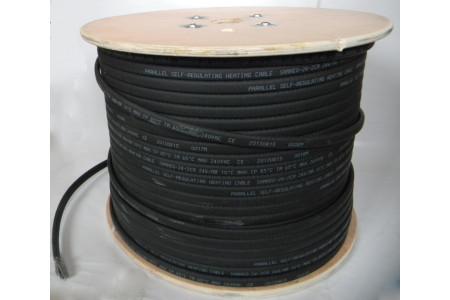Саморегулирующийся кабель SAMREG-16-2CR -UF для защиты трубопроводов и оборудования от обмерзания