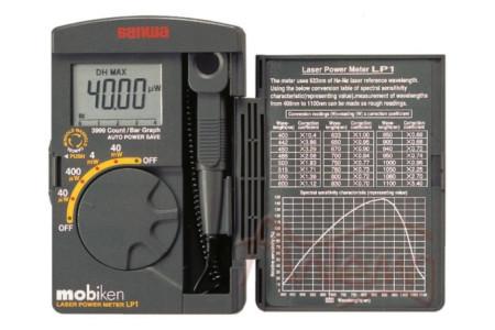 Измеритель мощности лазерного излучения Sanwa LP1