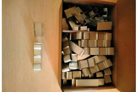 Зажим крепежный ТСР/Т.2-50 Ц (50шт.)