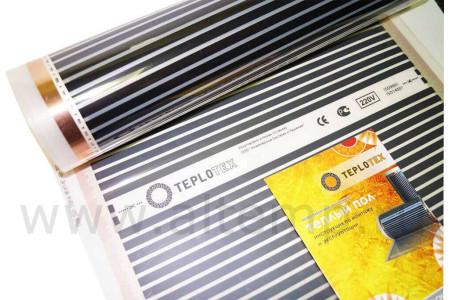 Инфракрасная пленка TEPLOTEX 50/220 (50см, 220Вт/м²)