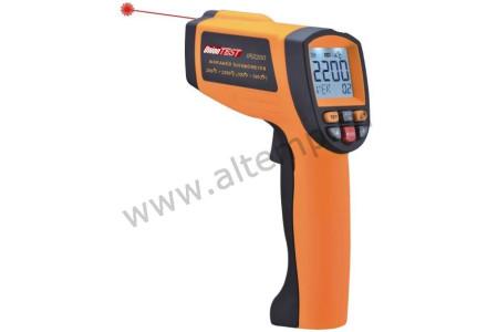 Дистанционный измеритель температуры (пирометр) UnionTEST IR2200