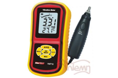 Измеритель вибрации UnionTEST VM710