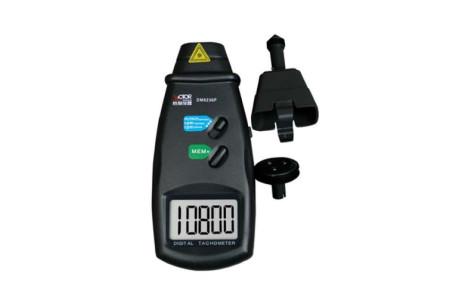 Тахометр Victor DM6236P контактный/лазерный