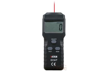 Тахометр Victor DM6234P+ лазерный