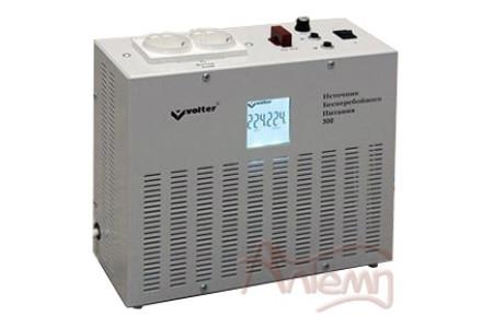 Источник бесперебойного питания Volter ИБП-300 0,3кВт (off-line)